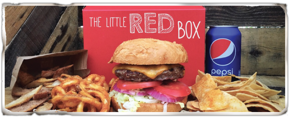 The Little Red Box, Espiau's To Go